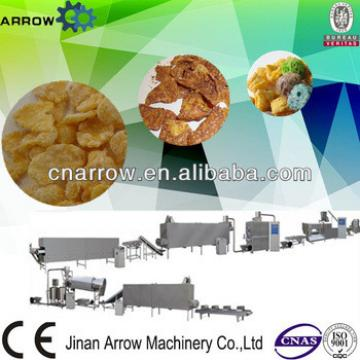 Manufacturer of Crispy Sweet Corn Flakes Production Machine