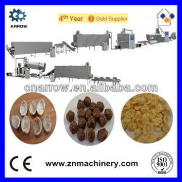 Breakfast Cereal Crispy Corn Flakes Production Process