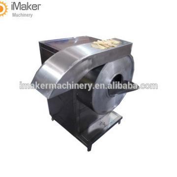 commercial potato chips fryer slicing machine /potato crisp making machine