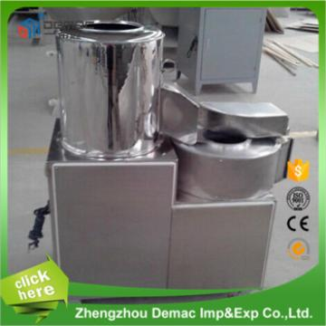 Cheap price shredded potatoes cutting machine potato chips making machine