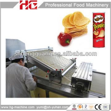 snack food potato chips making machinery