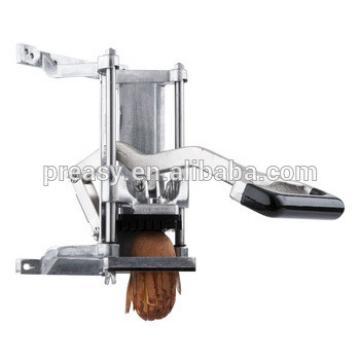 Commercial Kitchen Potato Cutter Machine/Manual Potato Chips Cutter/Potato French Fry Cutter Machines