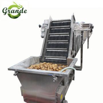 Full stainless steel potato chips making machine price