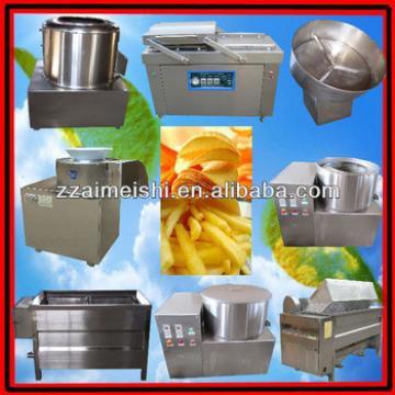 small scale french fries making machine/potato chips stick making line/0086-13838347135