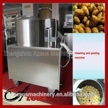 Potato Peeler for Potato Chips Making Machine/Potato Peeling Machine