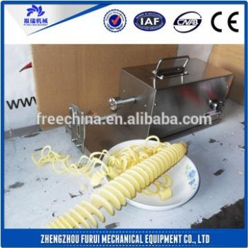 China made good efficient industrial potato chips making machine/potato slicer