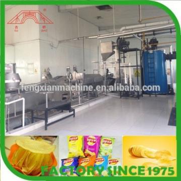 fresh potato chips making machine for Industrial