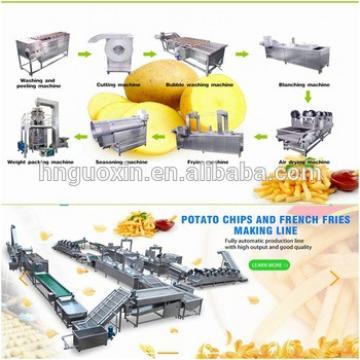 Hot Sale Lays Potato Chips Making Machines