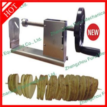 Manual Potato Cutter For Making Spiral Potato Chips