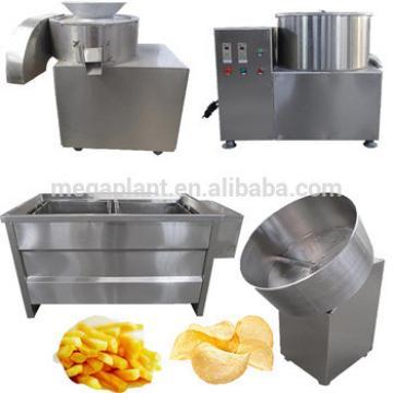 Small Scale Semi-automatic Potato Chips Production Line,Industrial Potato Chips Making Machine