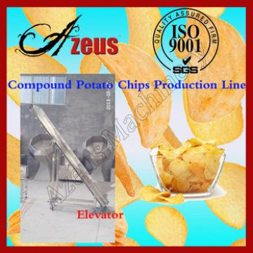 Best Sell Popular Snack Pringles Indian Potato Chips Making Machine