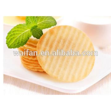 Hot Sale High Capacity Automatic Baked Potato Chips Machine/hot sale no fried potato chips production lie/baked potato chips mac