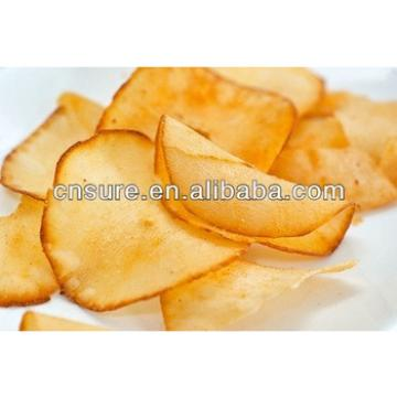 Home Business Potato Crisp Processing Line French Fries Line Low cost Crisps Making Machines
