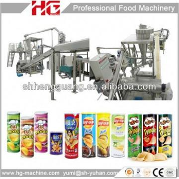 HG full automatic potato chips making machine price