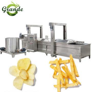 Full Automatic Potato Chips Production Line/Potato Chips Making Machine