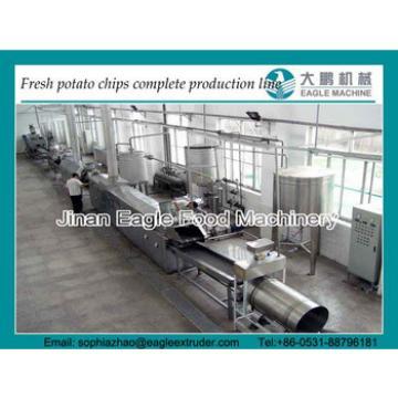 Fresh Potato chips production line/making machine