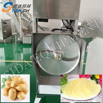 electric potato chips cutter machine