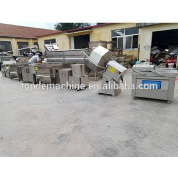 Complete Potato Chips Machine Price Plantain Chips Making Machine