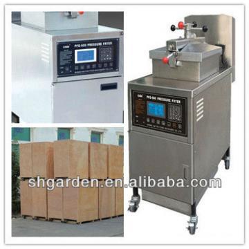 Potato chips making machine/chips pressure fryer/boast machine