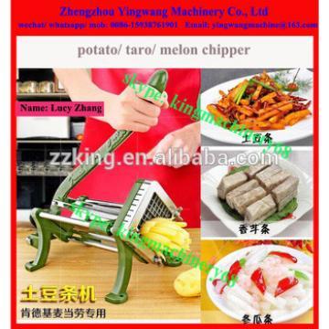 small potato/ cucumber/ pumpkin chipper machine
