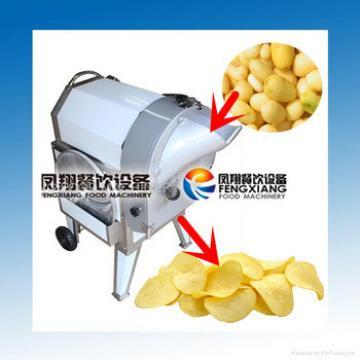 FC-312 Electric Automatic Potato Crisp Making Machine, Potato Crisp Cutting Machine (MOB:86-18902366815)
