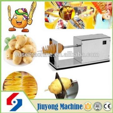 wholesell price most popular tornado potato machine for sale