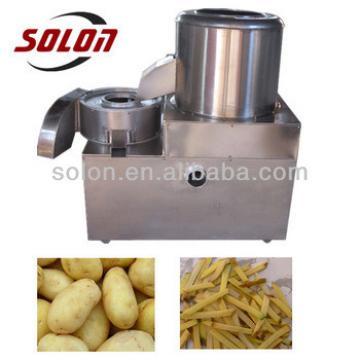 multi-function fresh potato peeling machine to make french fries