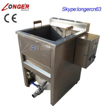 Low Cost Potato Chips Deep Fryer Making Machine Potato Chips Frying Machine Price