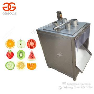 New Design Automatic Cucumber Potato Chips Making Machinery Fresh Vegetable Fruit Slicer Machine