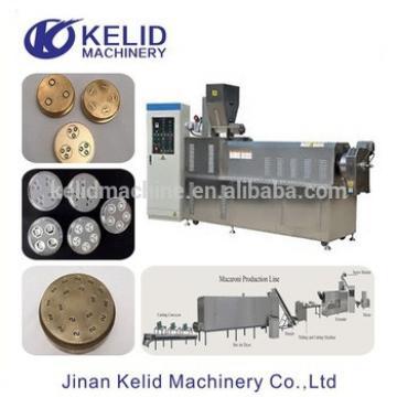 High efficiency energy saving pasta plant macaroni making machine