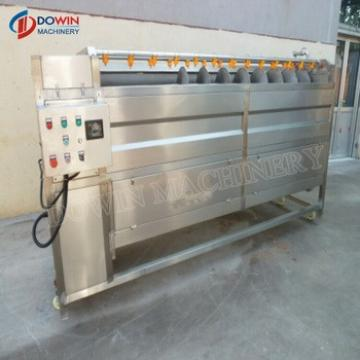 2017 Semi-automatic&Full Automatic Fresh Potato Chips French Fries Making Machines/potato Chips Stick Production Line For Sale
