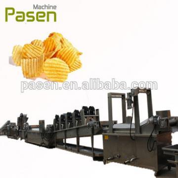 Potato chips making machine / Fried potato stick machine / potato stick making machine