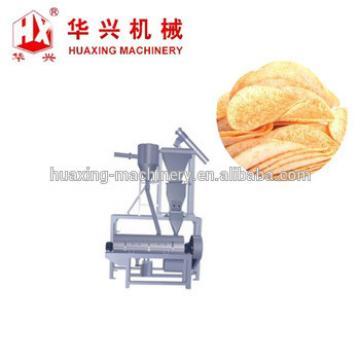 ce certificate pringle potato chip making machine
