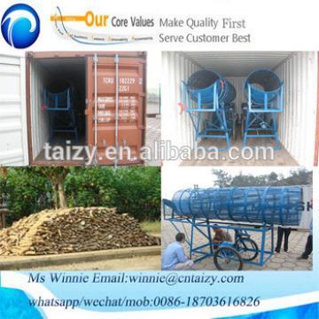 Diesel or motor energy Cassava Peeling and Slicing Machine