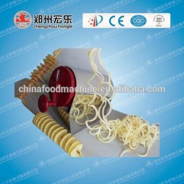 Semi-automatic Potato Spiral Cutter/Potato Twister Machine/Potato Cutting Machine