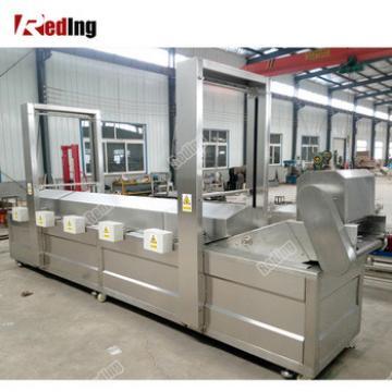 Continuous Potato Chips Frying Machine Potato Chips Making Machine Price