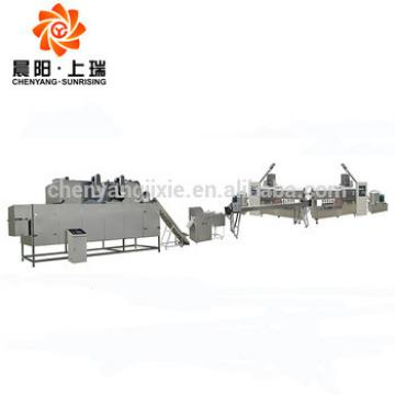 Factory price good quality pet dog chewing food machine