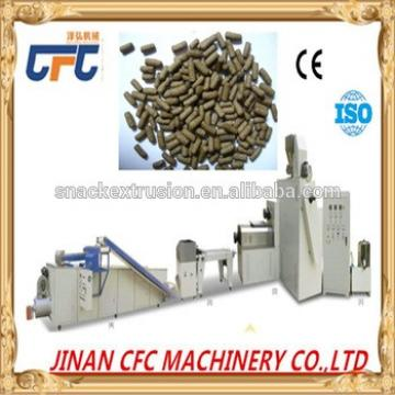 China High Efficient Automatic Pet Chewing Food Making Machine