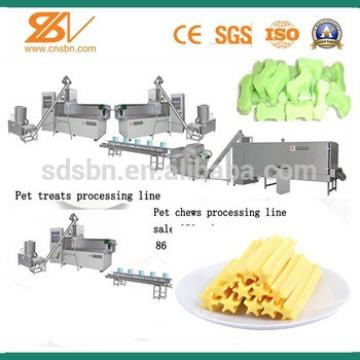 Saibainuo Hot Selling pet chews food making machines