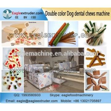 Best Quality automatic Dental Pet Chews /pet food Production Line