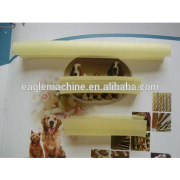 Made in china dog chewing snack processing line/production line