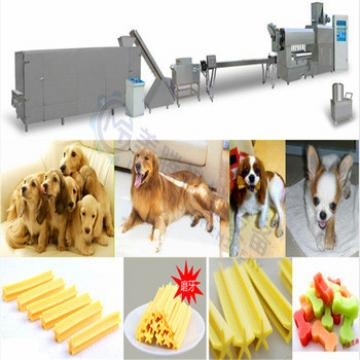 china factory supply dog chews food production line