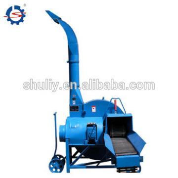 400kg/h electric grass cutting machine/electric animal Chaff Cutter/feed grass chopper