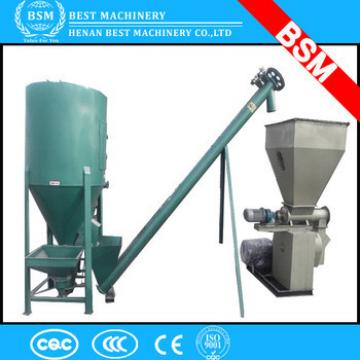 CE approved ring die animal feed pellet machine / feed pelletizer for sale / feed mill
