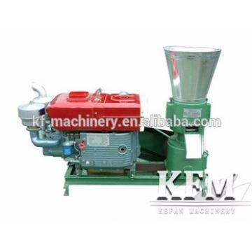Henan Kefan poultry animal feed pellet making machine with best price