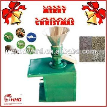 HHD Diesel engine animal feed pellet machine for chicken,cattle,sheep,pig,cat,rabbit,fish