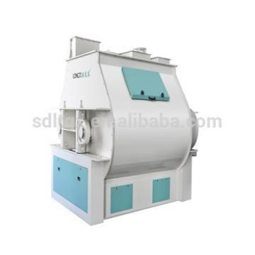 New design concrete mixer machine for animal feed