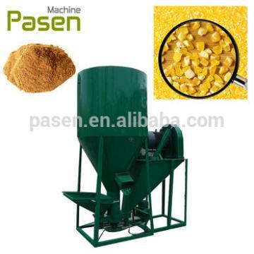 Easy operation Feed blender mixer machine / Animal fodder grinder mixer machine