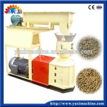 Double Conditioner animal feed pellet machine/poultry fodder pellet machine factory supply/India sale feed pellet making machine