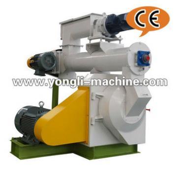 Small animal feed mill machinery